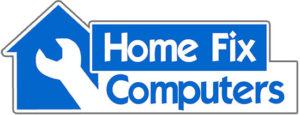 Home Fix Computers Logo