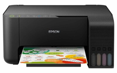 The Epson Ecotank